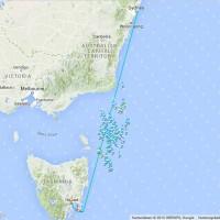 Sydney-Hobart-Race Tracker